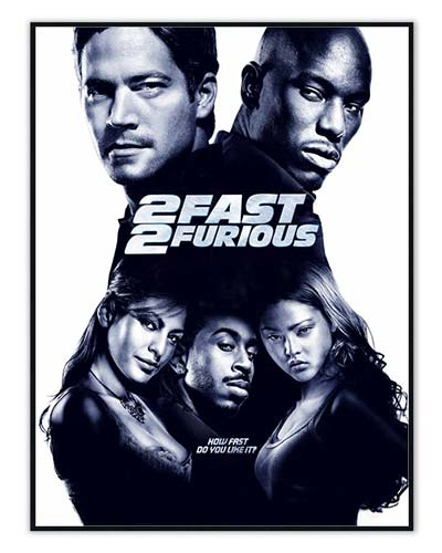 Posters Fast and Furious