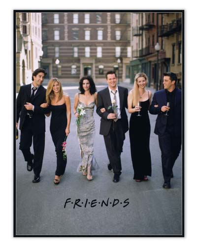 Posters Friends
