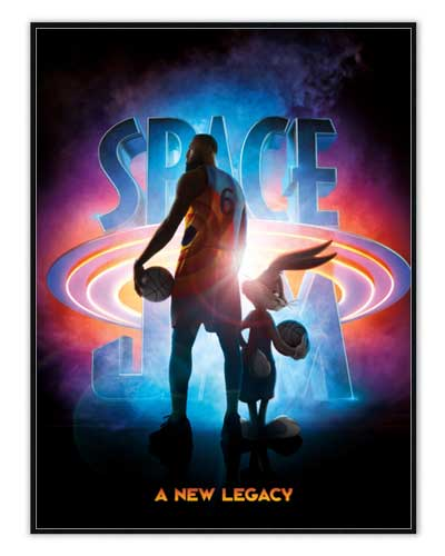 Posters Space Jam
