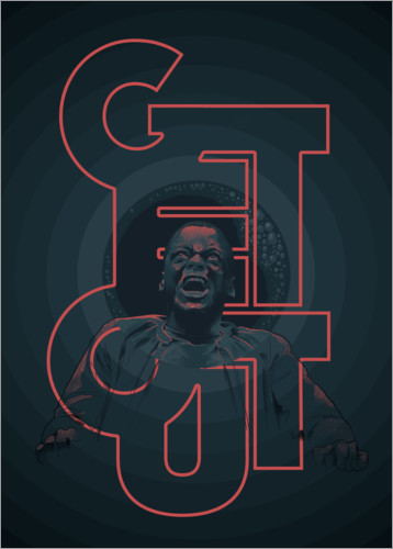 Poster Get out