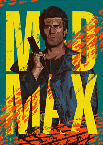 Poster Mad Max