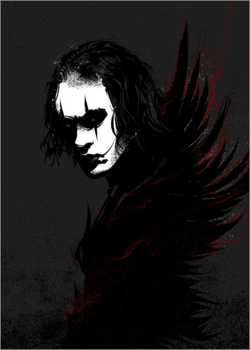 Poster The Crow