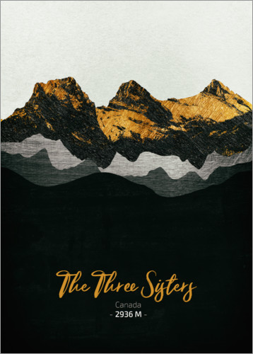 Poster The Three Sisters (Trois Sœurs)