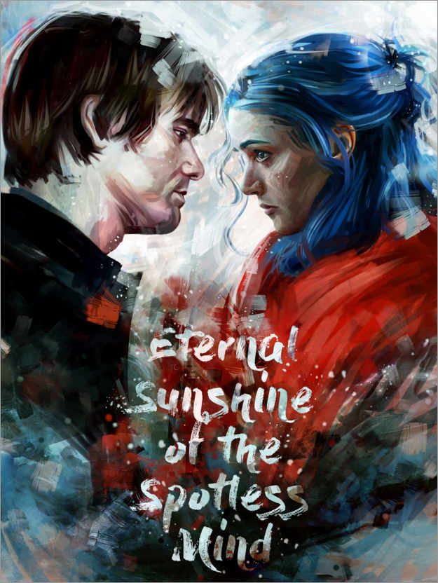 Posters Et Tableaux D Eternal Sunshine Of The Spotless Mind Posterlounge Be