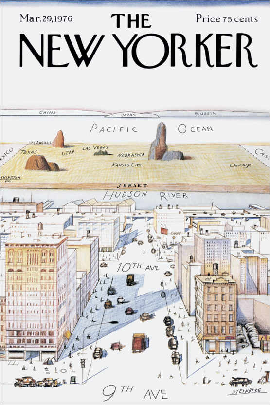 Poster The New Yorker