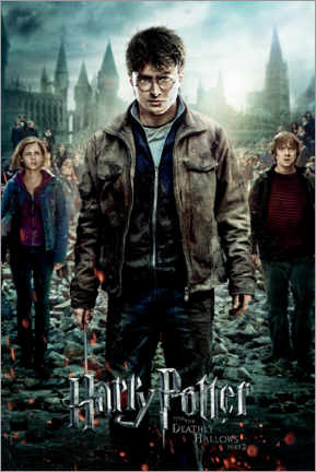 Poster  The Deathly Hallows II - Trio