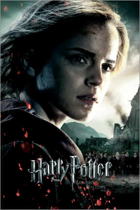 Poster  The Deathly Hallows II - Hermione