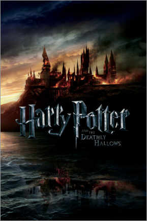 Poster  The Deathly Hallows II - Hogwarts
