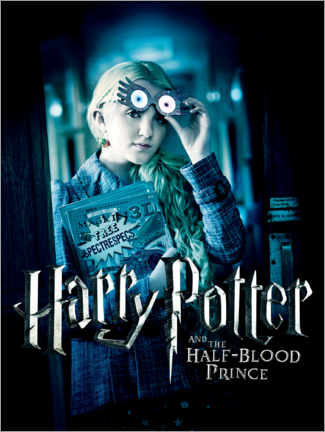 Poster  The Half-Blood Prince - Luna Lovegood