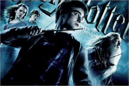 Sticker mural  The Half-Blood Prince - Dumbledore's Army