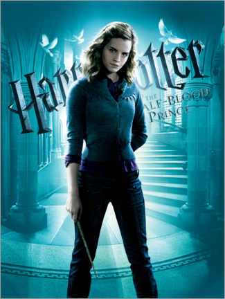 Poster  The Half-Blood Prince - Hermione Granger