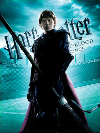 Poster  The Half-Blood Prince - Ronald Weasley
