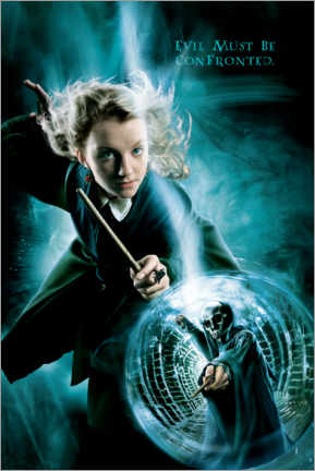 Poster  The Order of the Phoenix - Luna Lovegood