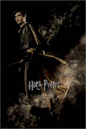 Poster  The Goblet of Fire - Cedric Diggory