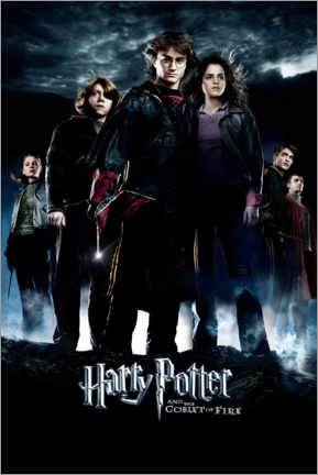 Tableau en PVC  Harry Potter and the Goblet of Fire