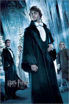 Tableau sur toile  The Goblet of Fire - Yule Ball