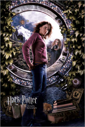 Poster  The Prisoner of Azkaban - Hermione Granger