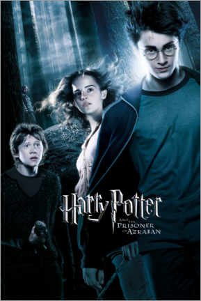 Poster  Harry Potter and the Prisoner of Azkaban