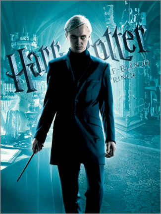 Tableau en PVC  The Half-Blood Prince - Draco Malfoy