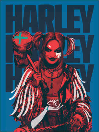 Poster  Mad Harley