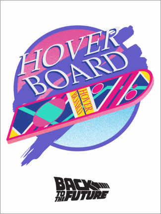 Poster  Hoverboard