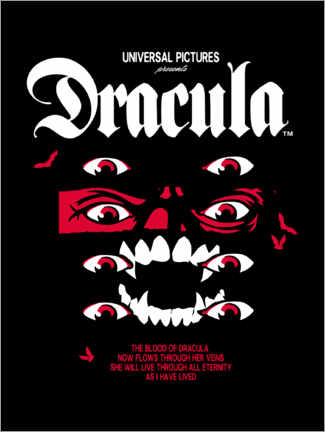 Poster  Dracula - Collage II