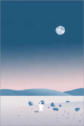 Poster Lune