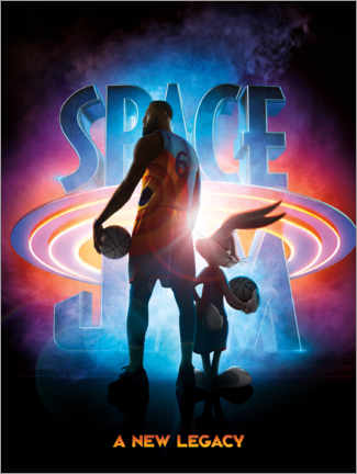 Poster  Space Jam 2 - A New Legacy