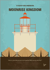 Sticker mural  Moonrise Kingdom (anglais) - chungkong