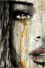Sticker mural  La jungle silencieuse - Loui Jover