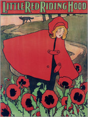 Poster Little Red Riding Hood (Chaperon rouge)