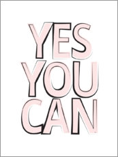 Poster Yes You Can