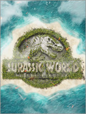 Poster  Jurassic World - The Usher designs