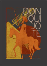 Poster  Don Quichotte - Timone