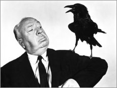 Poster  Alfred Hitchcock, Les Oiseaux