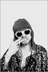 Poster  Kurt Cobain - Celebrity Collection