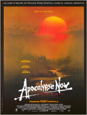 Tableau en PVC  Apocalypse Now - Entertainment Collection