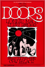 Sticker mural  The Doors (anglais) - Entertainment Collection
