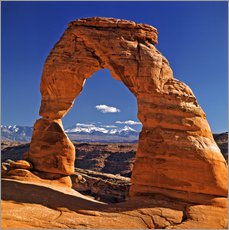 Tableau en plexi-alu  Parc National des Arches en Utah - Ric Ergenbright