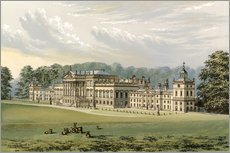 Tableau en plexi-alu  Wentworth Woodhouse - Alexander Francis Lydon