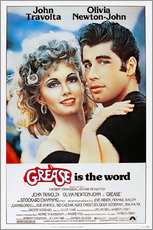 Sticker mural  Grease (anglais)
