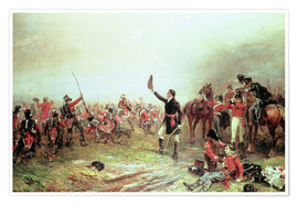 Poster The Battle of Waterloo