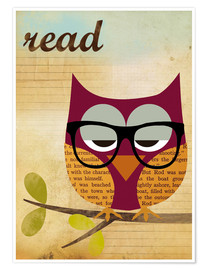 Poster  Read - GreenNest