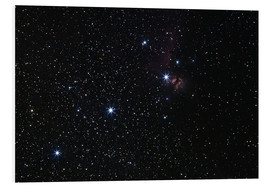 Tableau en PVC  Nebula in Orion's belt - Luis Argerich