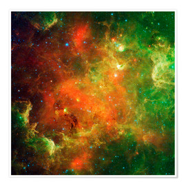 Poster  Clusters of young stars