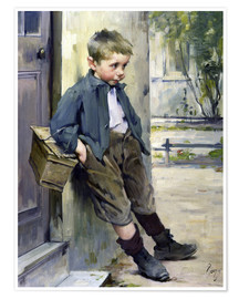 Poster  Out of the Game - Henri Jules Jean Geoffroy