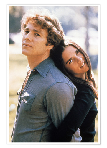 Poster Love Story 1970