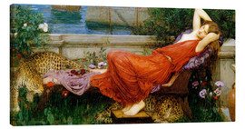 Tableau sur toile  Ariane - John William Waterhouse