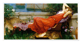 Poster  Ariane - John William Waterhouse