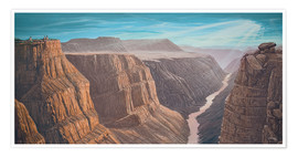 Poster  Grand Canyon - Georg Huber